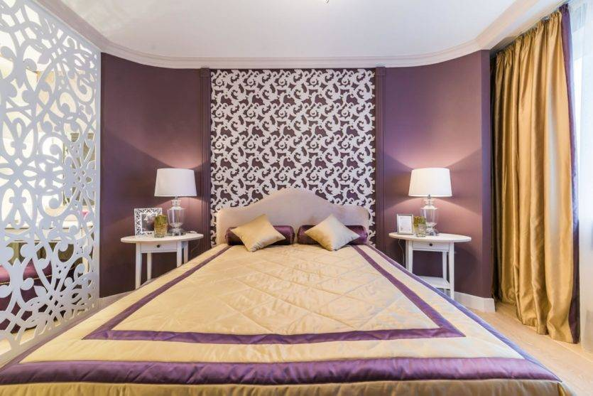 Как разнообразить интерьер спальной комнаты: дизайн обоев в спальню + фото стильных решений