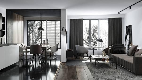 Контемпорари – это стиль в дизайне интерьера квартиры