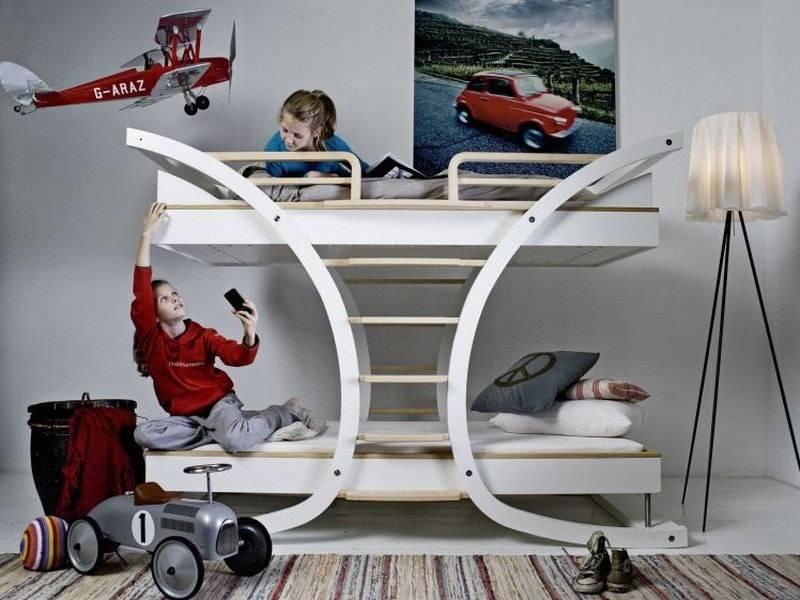 Кровати из дерева: 80+ фото в интерьере, дизайнерские идеи оформления
