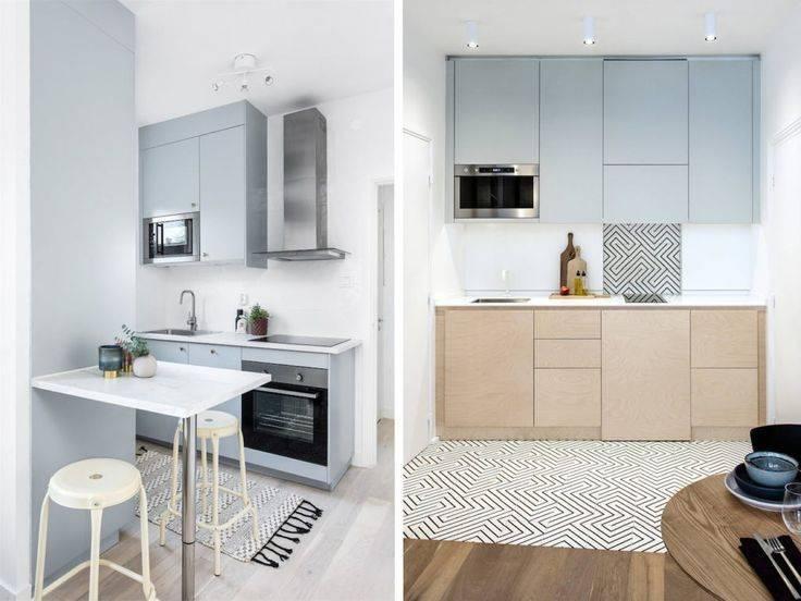 Дизайн маленькой кухни: идеи, фото и практические советы (50 фото)   современные и модные кухни