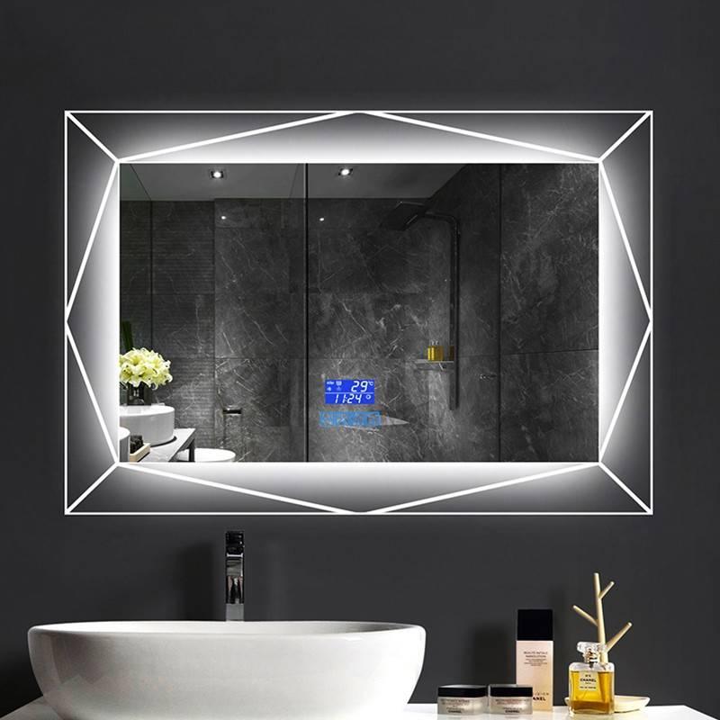 Выбираем зеркало в ванную комнату
