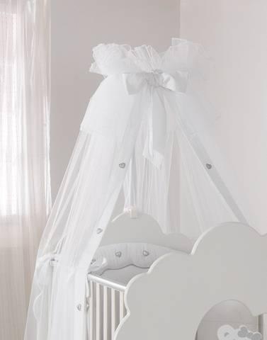 Балдахин над кроватью для девочки подростка своими руками