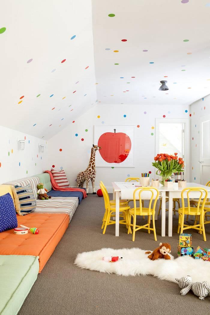Пошаговый бизнес-план: как открыть детскую игровую комнату