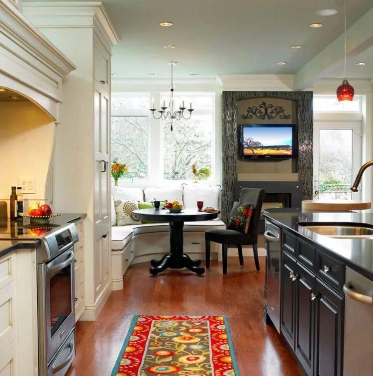 Кухня в квартире студии: лучшие примеры дизайна и расстановки мебели (44 фото) | современные и модные кухни