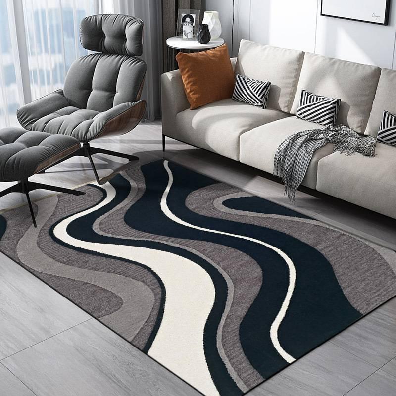 Модный ковер: какие ковры сейчас в моде, несколько ковров в одной комнате и другие тренды