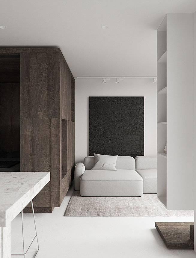 Минимализм в интерьере квартиры - topkin | 2021