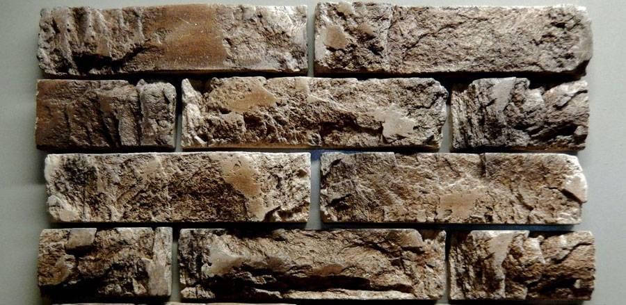 Виды и свойства декоративного камня из гипса