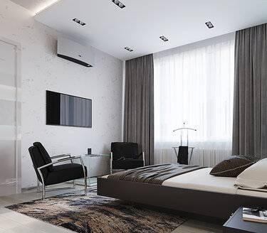 Ремонт спальни в хрущевке: 15 идей