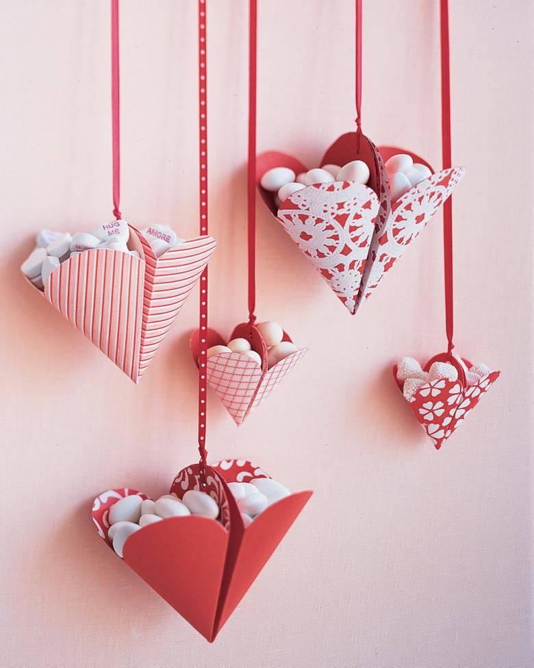 Декор ко дню святого Валентина — идеи украшения к празднику своими руками