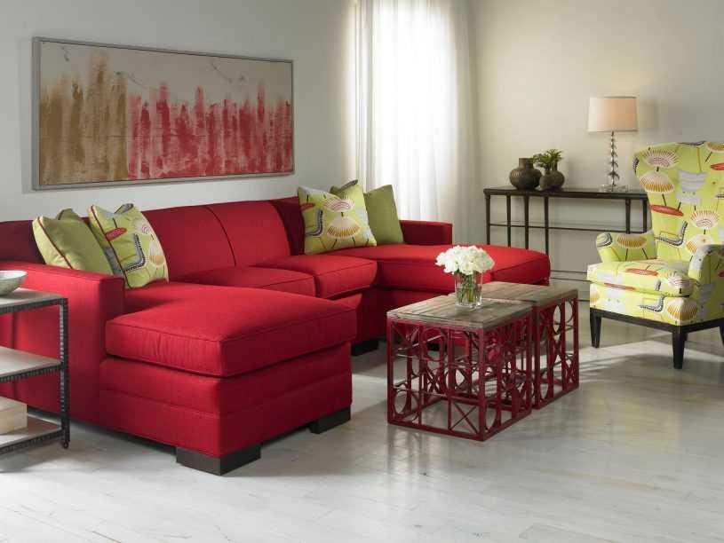 Дизайн и 75 фото бирюзового дивана в интерьере