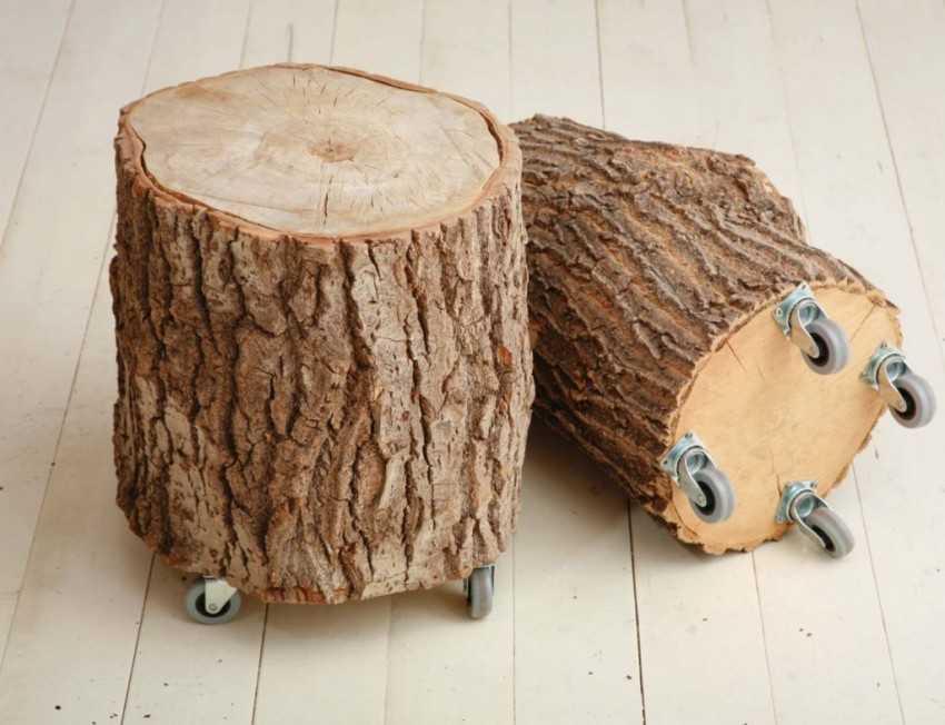 Декор из дерева своими руками — 50 фото идей