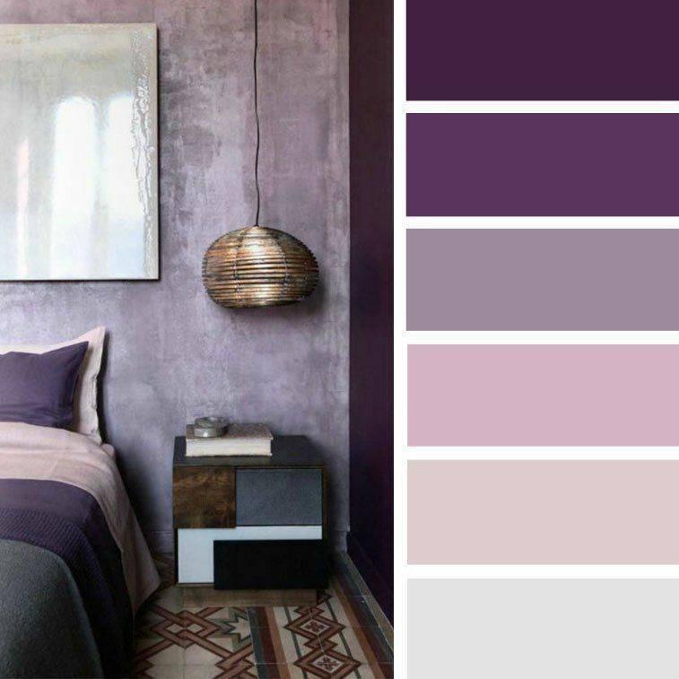 Сочетание цветов в интерьере: правила и таблица раскладок, дизайнерские решения