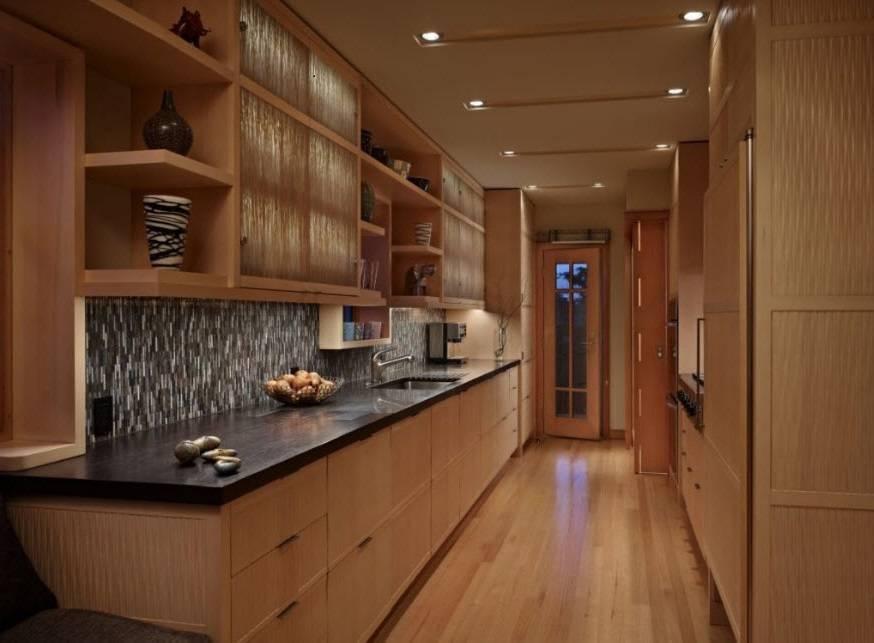 Секреты удачной планировки большой и маленькой кухни