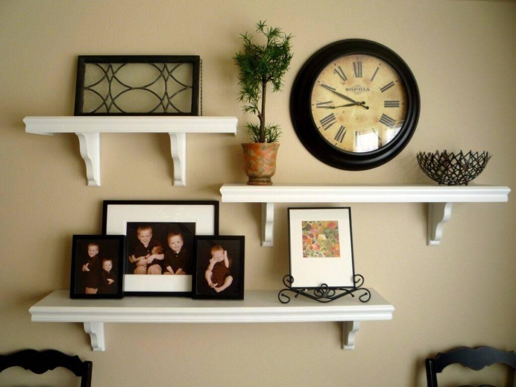 Этажерка (стеллаж) — интересный элемент в декоре дома и на дачном участке