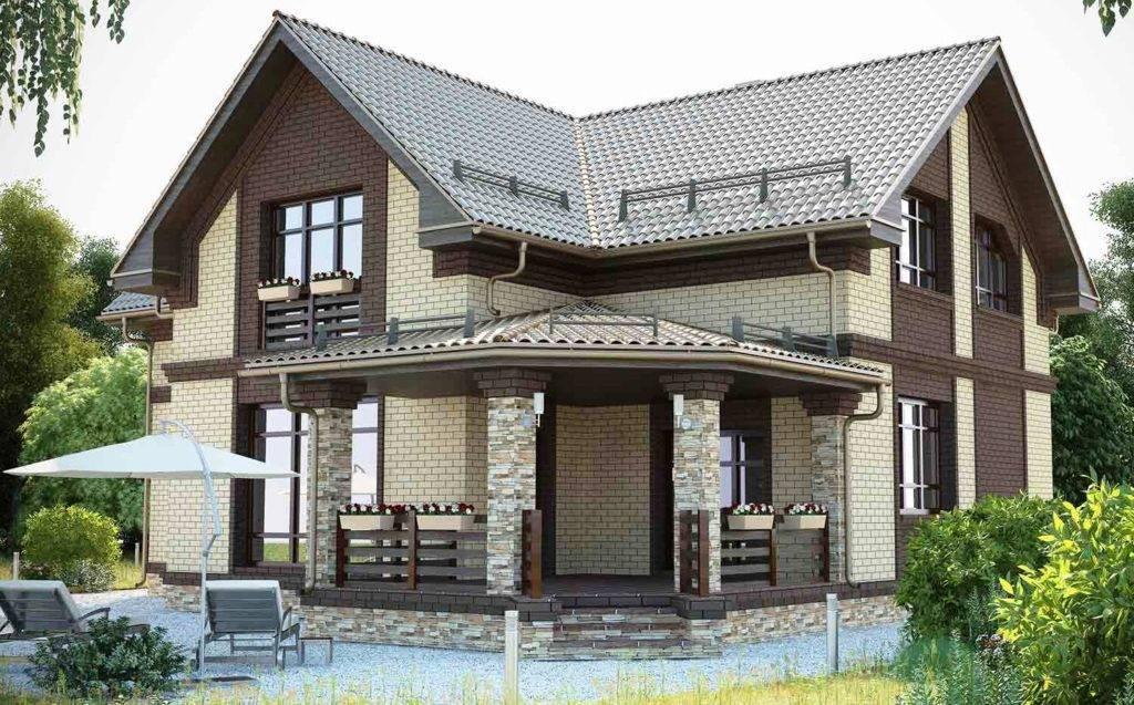 Продуманная планировка двухэтажного дома от а до я