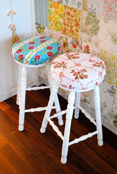 Как сделать красивый стул: вдохните новую жизнь в старую мебель