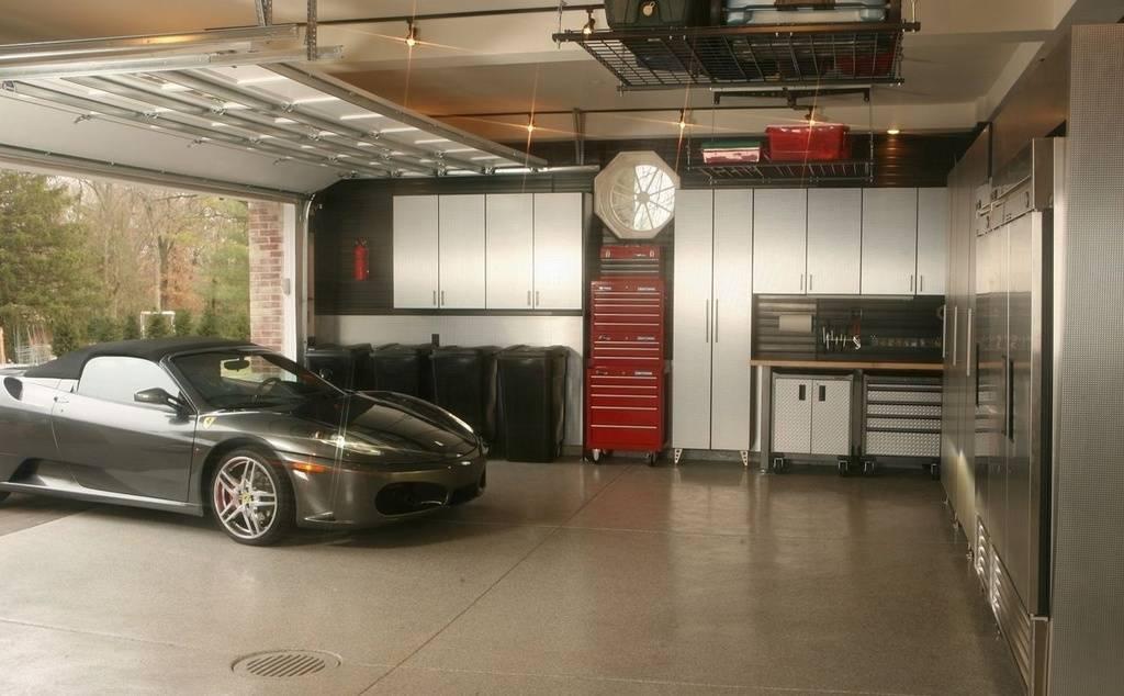Капитальный гараж: что это, как построить, размер, этапы строительства, фото-материалы