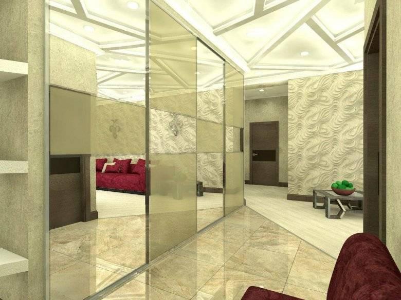 Прихожая-гостиная: достоинства, недостатки и варианты дизайна