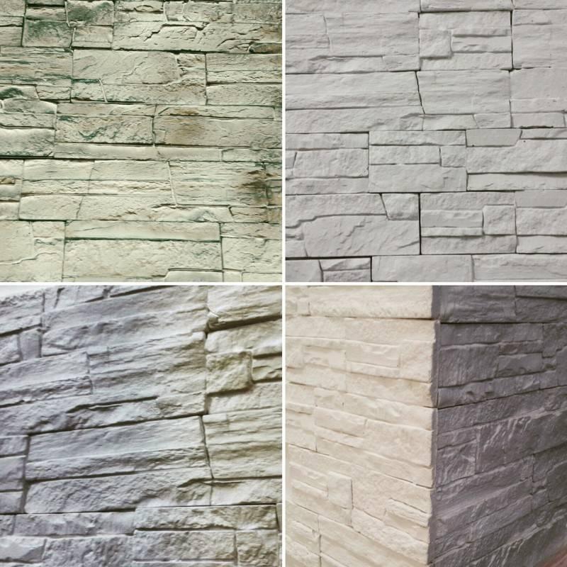 Искусственный камень на стену