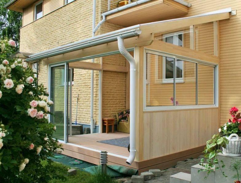 Терраса на даче: пошаговое строительство своими руками + дизайн-оформление