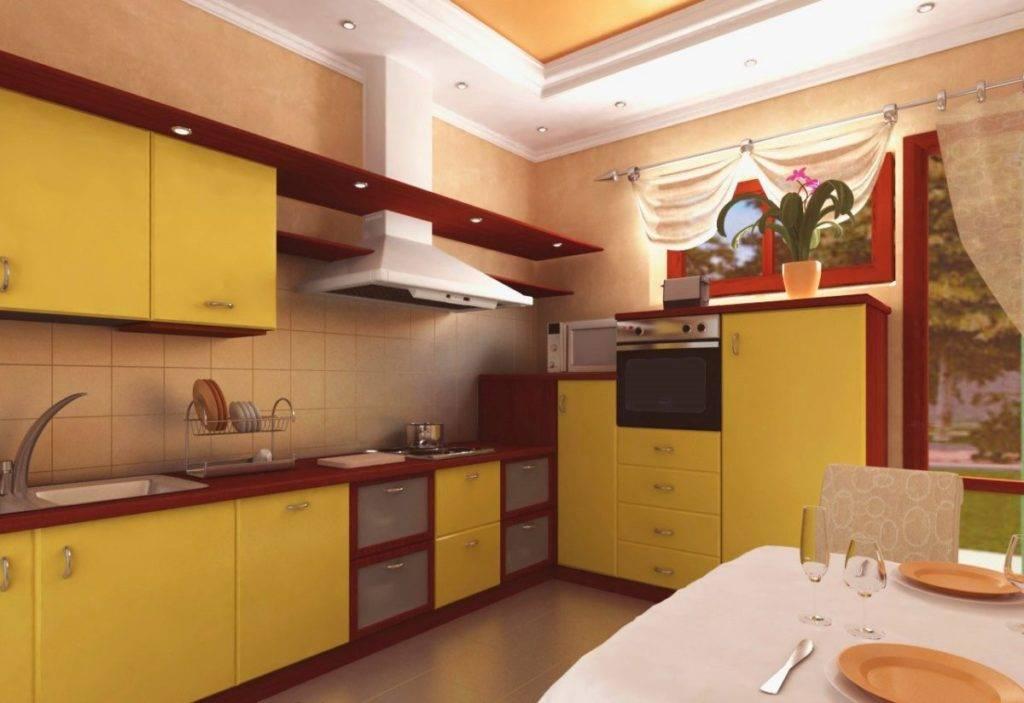 Красивые кухонные гарнитуры (100 фото): как выбрать цвет гарнитура для маленькой и большой кухни