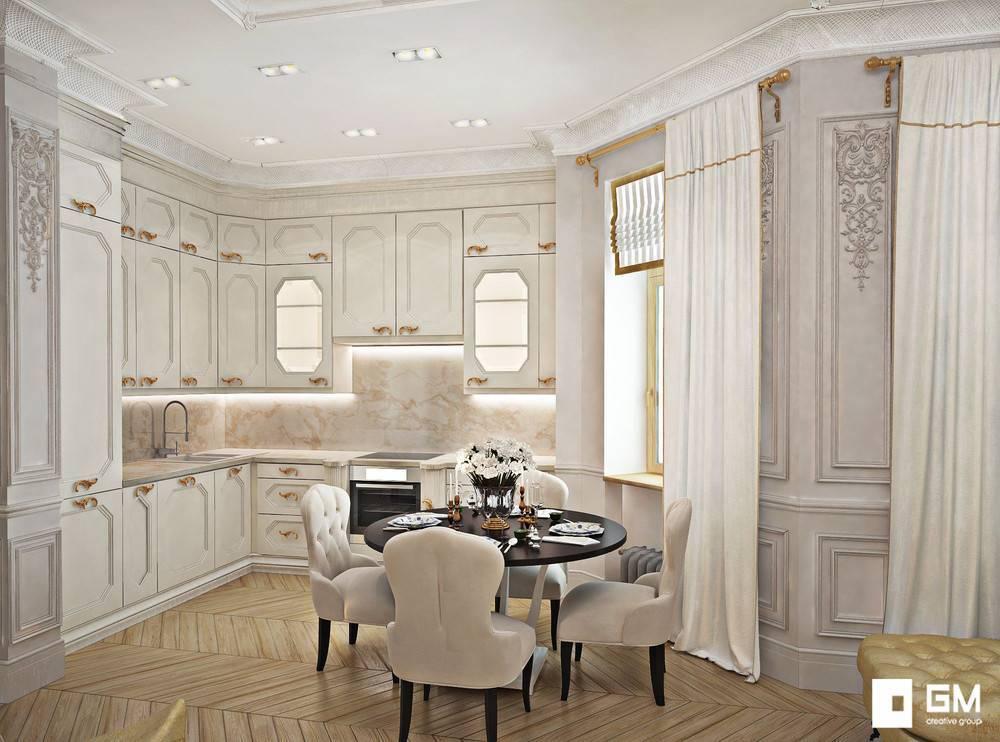 Кухня-гостиная 25 кв м (45 фото), актуальный дизайн