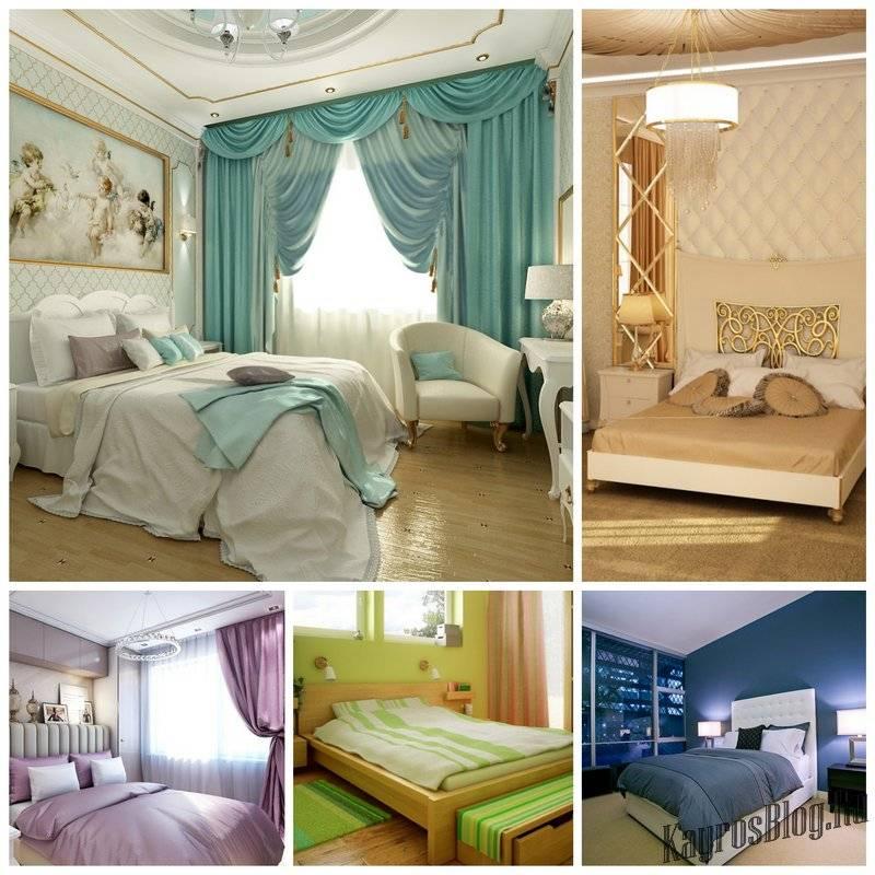 Идеи дизайна для спальни в серых тонах