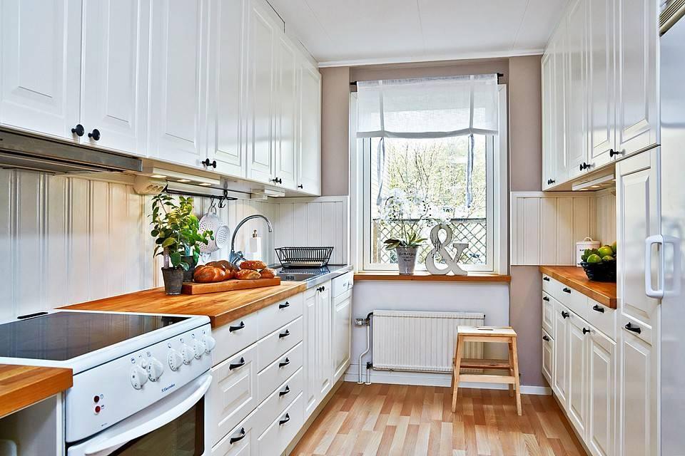 Варианты дизайна кухни 18-19 кв. м