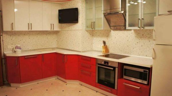 Вентиляционный короб на кухне: дизайн, как обыграть выступ в углу | дизайн и фото