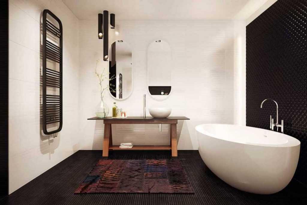 Новинки дизайна ванной 2019 года (170 фото) - реальные варианты дизайна от профи!