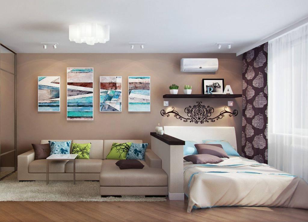 Зонирование гостиной: 110 фото-идей распределения пространства