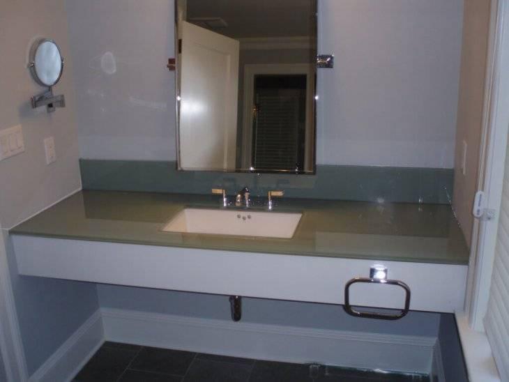 Накладные раковины на столешницу для ванной комнаты: 30 примеров раковин в интерьере ванной