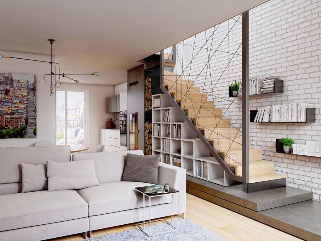 Особенности дизайна интерьера проходной гостиной - 75 фото