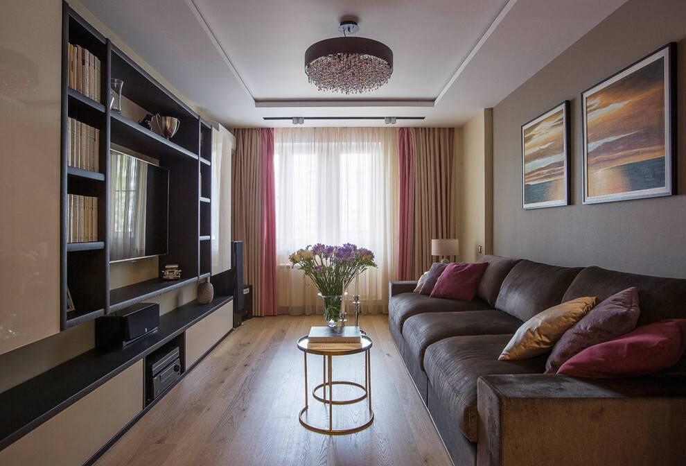 Фото дизайн трехкомнатной квартиры п44т фото