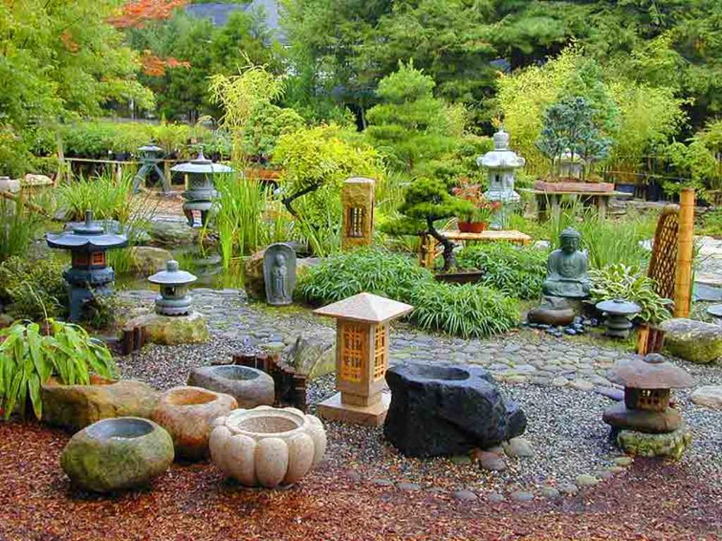 Декоративный фонтан своими руками на даче и в саду - пошаговая инструкция