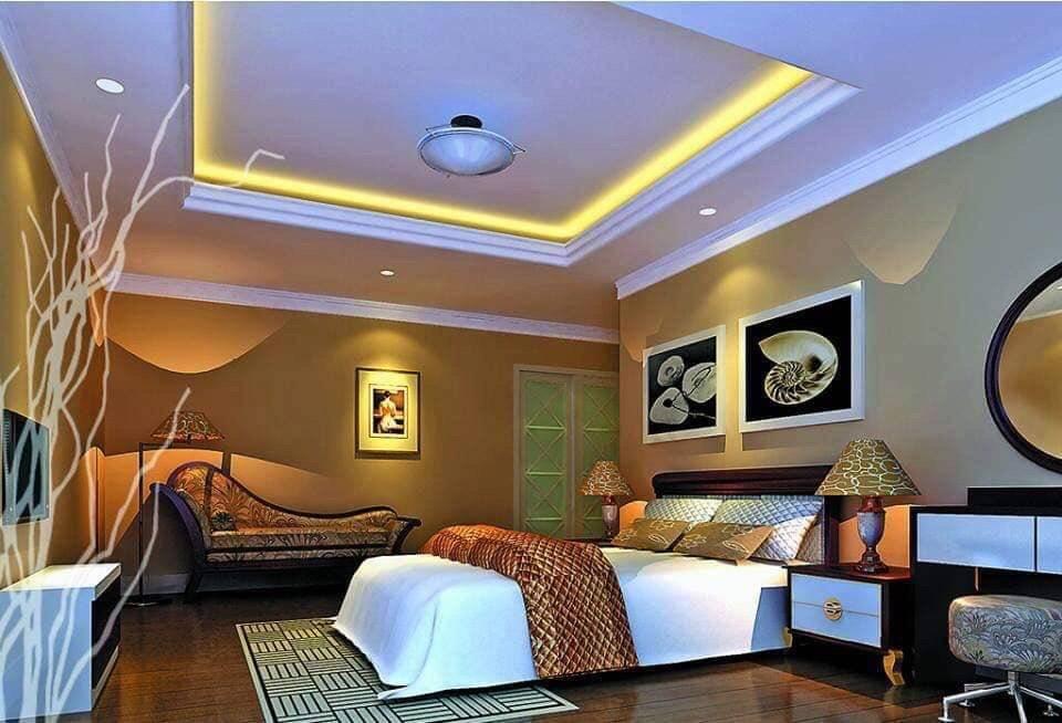 Красивые потолки из гипсокартона: фотогалерея для зала, лучшие идеи, примеры в интерьере | стройсоветы