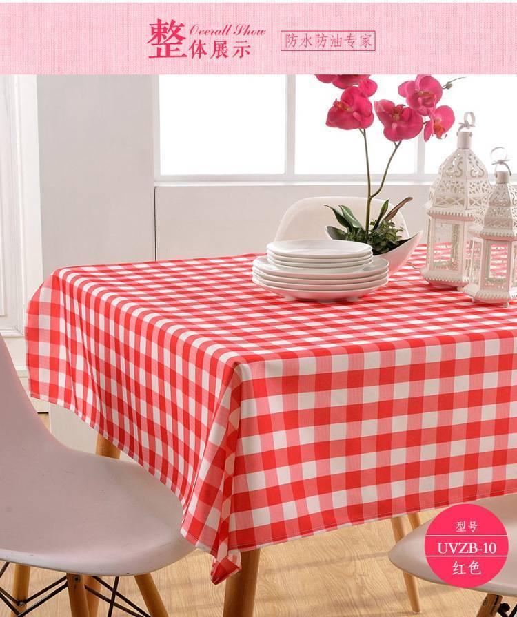 Скатерти на круглый стол: как подобрать размер