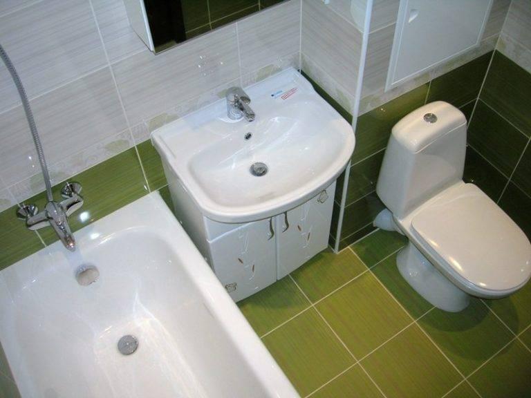Дизайн ванной комнаты в хрущевке: фото и варианты интерьера