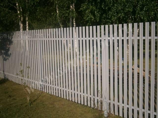 Дешевый забор: как и из чего сделать недорого, практично