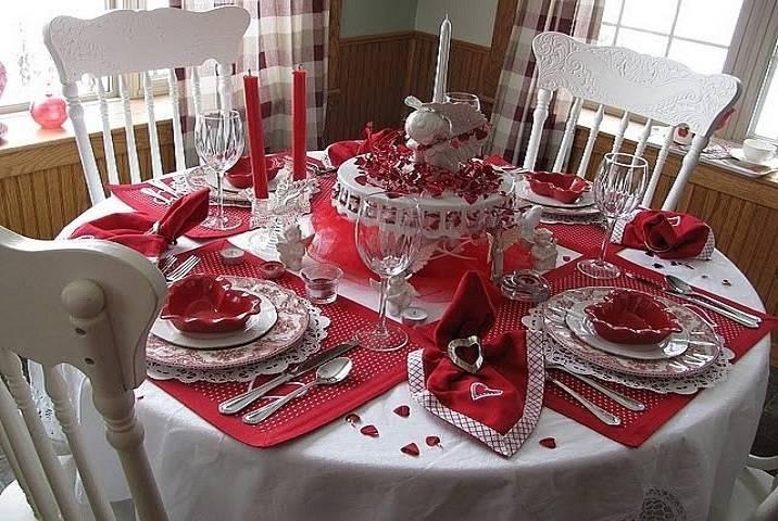 Как оригинально украсить стол на день рождения?