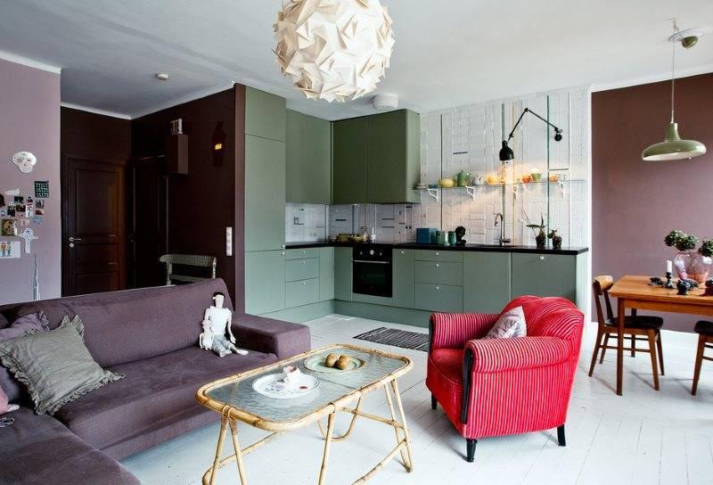 Дизайн кухни-гостиной (фото) | 55 лучших интерьеров !!!