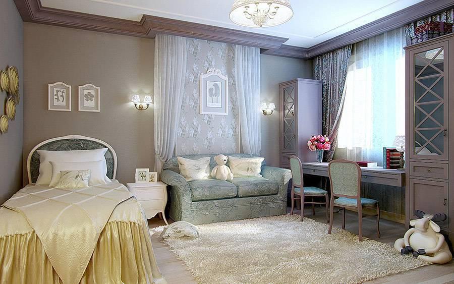Мебель в детскую для девочки: требования, цвет, дизайн, производители, модели и цены