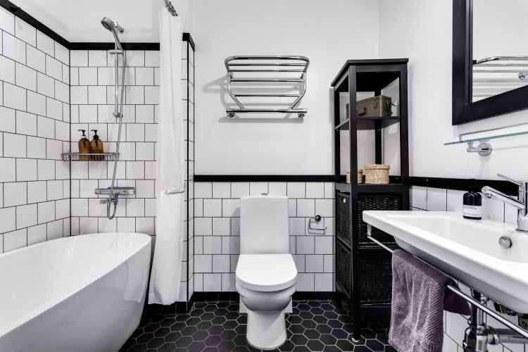 Дизайн и интерьер ванной в стиле лофт: нюансы выбора мебели и оформления