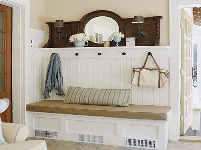 Банкетка в прихожую – современные, классические стили и их применение в дизайне (105 фото)