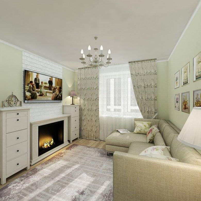 Гостиная в стиле прованс 54 фото оригинальных идей дизайна