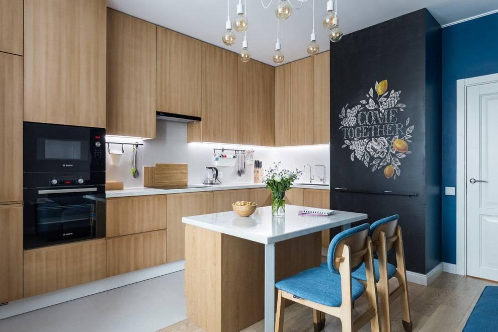 Современные кухни 2021 года: модный интерьер, дизайн дома