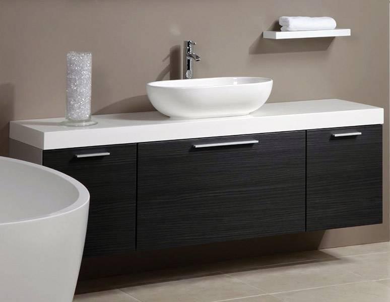 Столешница для ванной комнаты под раковину: купить или сделать самостоятельно?