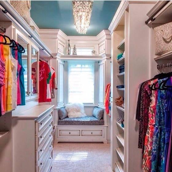 Мини гардеробная, какие бывают и в какой комнате лучше разместить