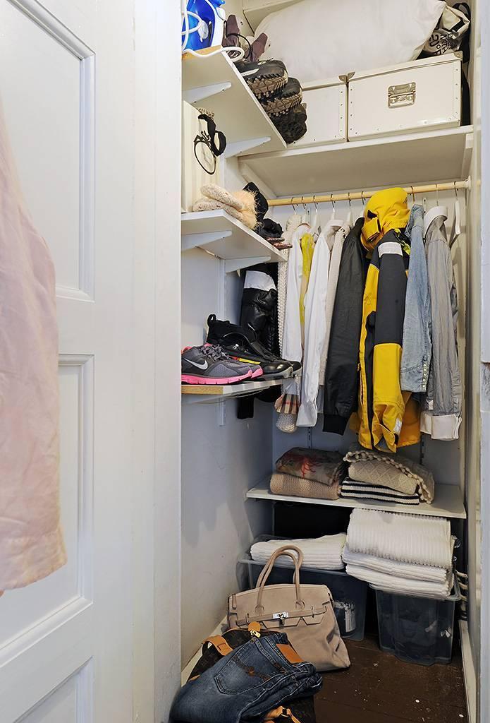 Кладовка: секреты обустройства комнаты для хранения