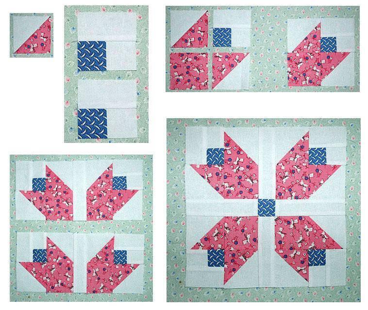 ✂️ лоскутное шитье (пэчворк): схемы, шаблоны для начинающих